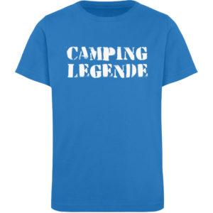 Camping Legende Geschenkidee Camper - Kinder Organic T-Shirt-6886