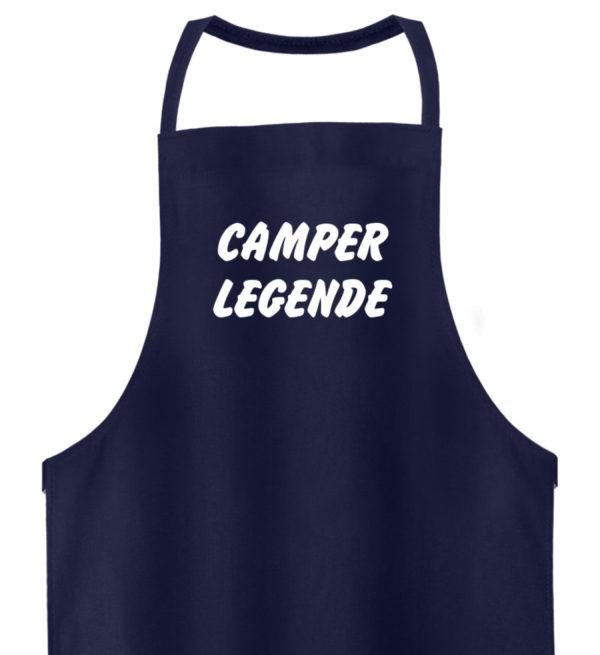 Camper Legende Geschenkidee Camping - Hochwertige Grillschürze-198