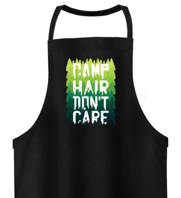 Camp Hair Don-t Care Geschenkidee - Hochwertige Grillschürze-16