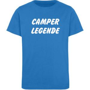 Camper Legende Geschenkidee Camping - Kinder Organic T-Shirt-6886