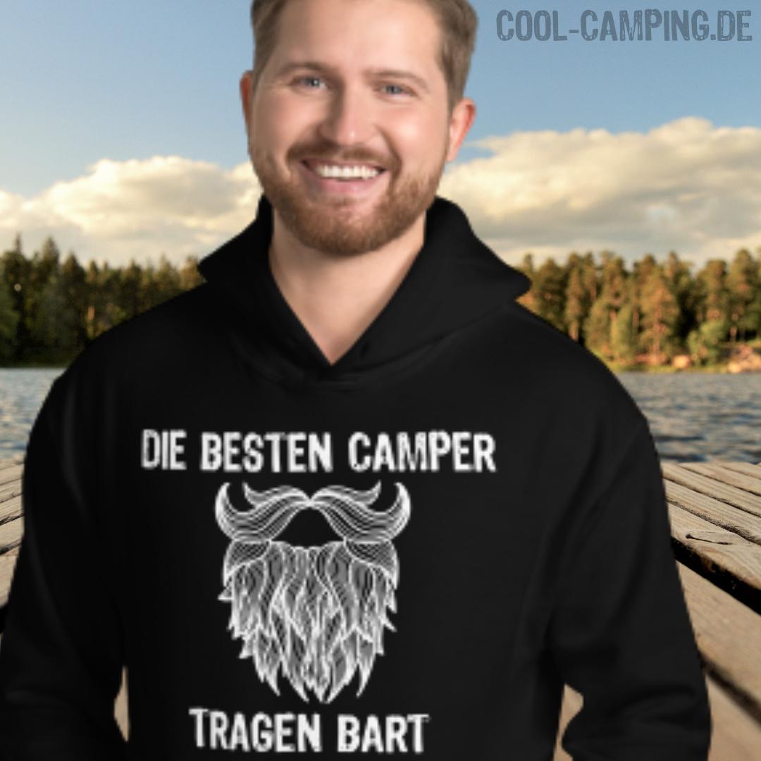 cool camping camper bekleidung die besten camper tragen bart