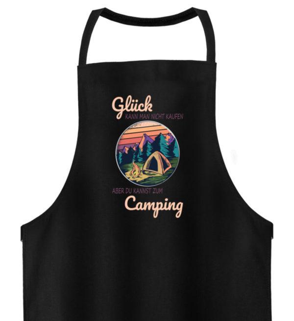 Camping Glück Geschenkidee - Hochwertige Grillschürze-16