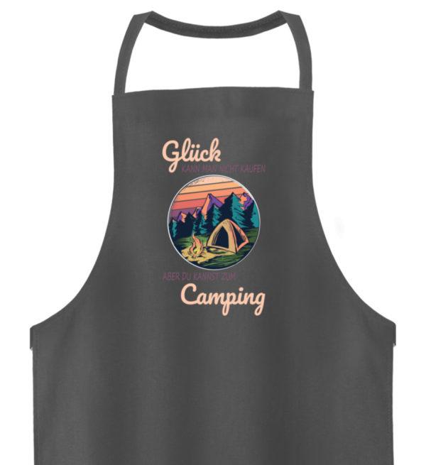 Camping Glück Geschenkidee - Hochwertige Grillschürze-6778