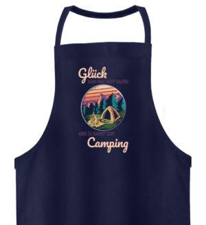 Camping Glück Geschenkidee - Hochwertige Grillschürze-198