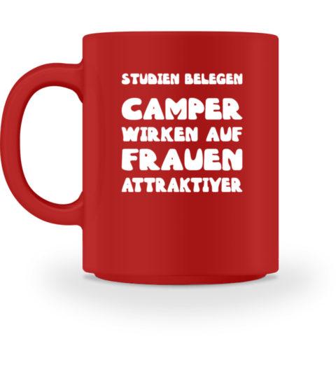 Camper wirken auf Frauen attraktiver - Tasse-4