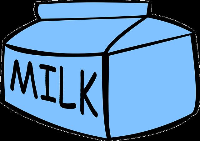 Was leere Milchpackungen mit Camping zu tun haben