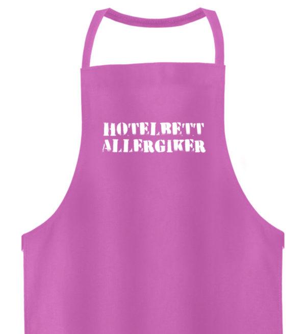 Hotelbett Allergiker |Geschenk Camper - Hochwertige Grillschürze-5759